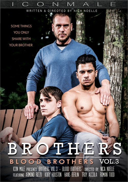 Brothers 3 – Blood Brothers (Icon Male)