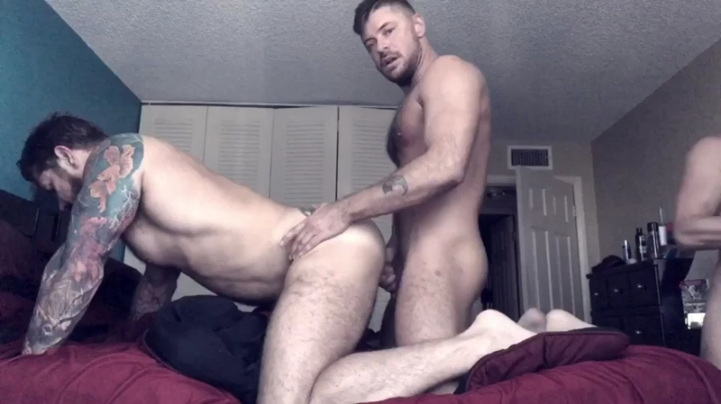 image Outdoor bi cum gay dustin cooper is