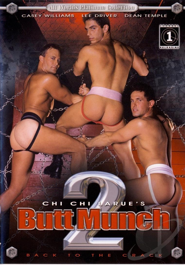 Butt Munch 2: Back To The Crack (All Worlds)