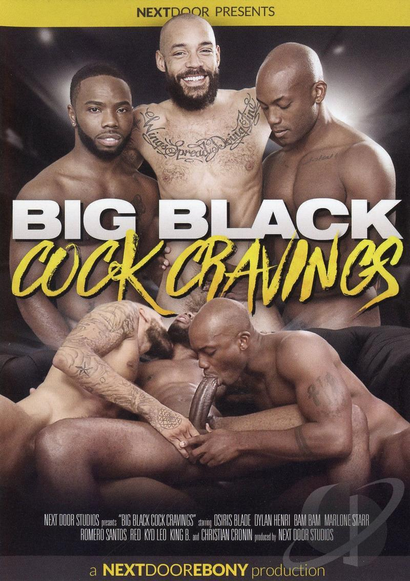 Big Black Cock Cravings (Next Door Ebony)