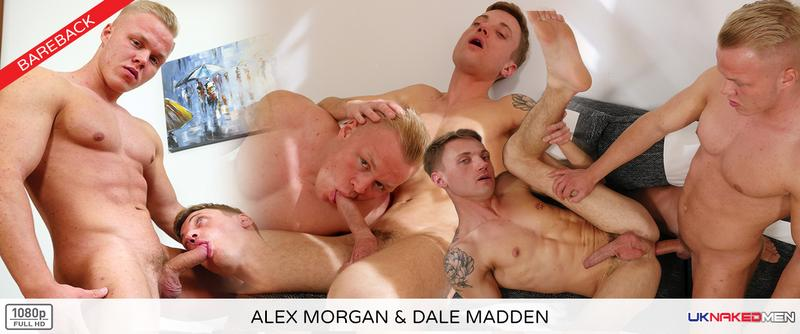 Alex Morgan & Dale Madden (UK Naked Men)