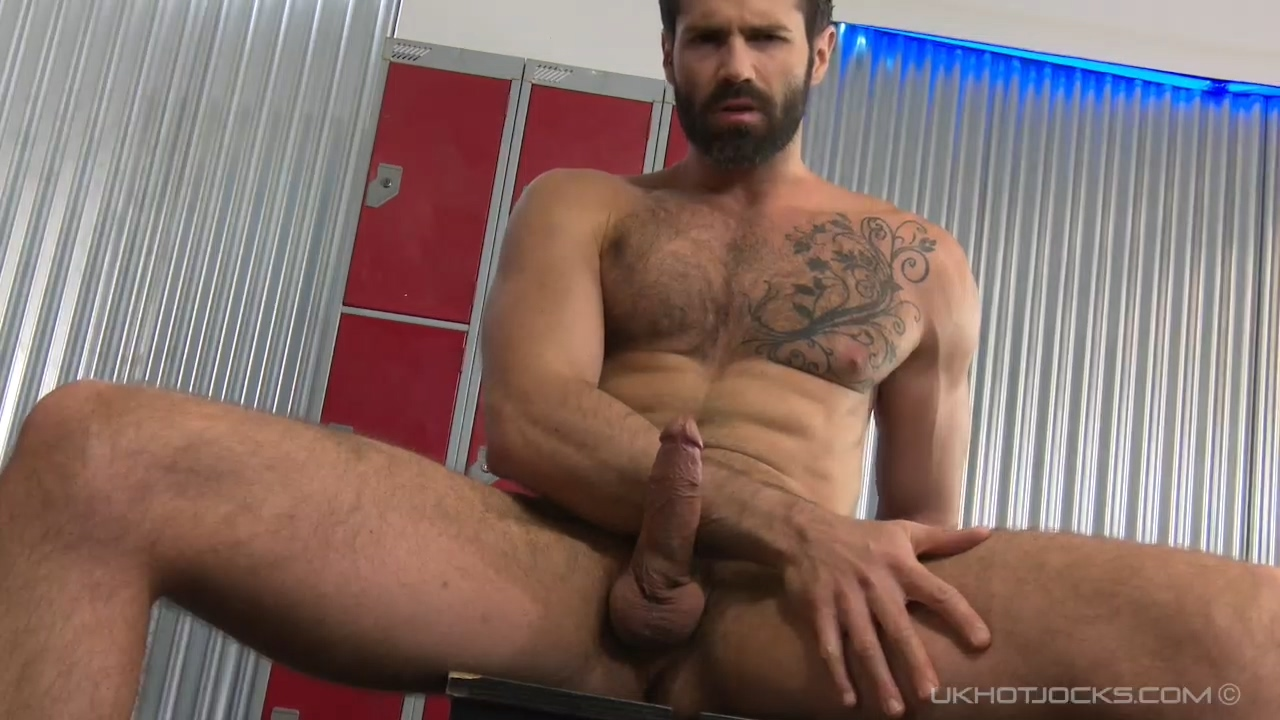 Gay twinks patrick is arched over the desk 4